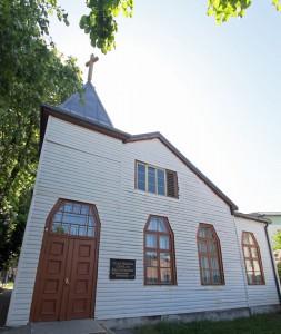 Kreuzkirche in Liepaja