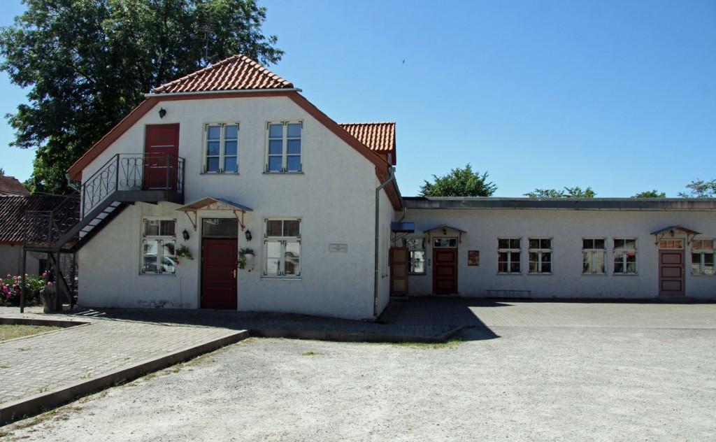 Evangelisch-lutherische Kirchengemeinde in Kuressaare auf der estnischen Insel Saaremaa. Fotos: Henze