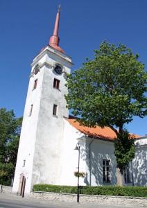 Die Kirche in Kuressaare