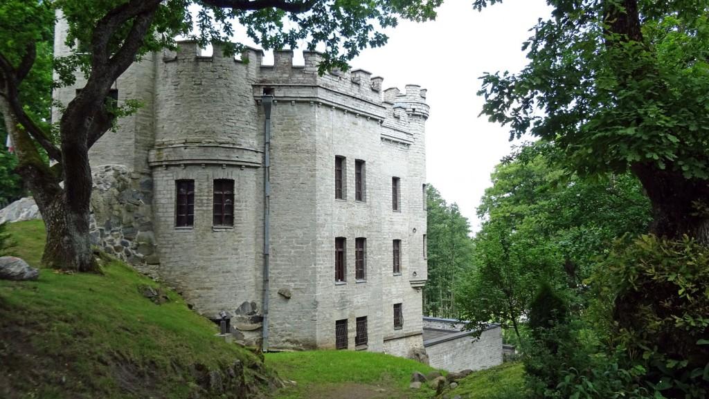 Das Hohenhaupt-Castle. Fotos: Henze